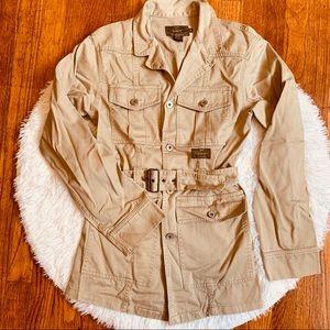 Vintage Calvin Klein utility jacket